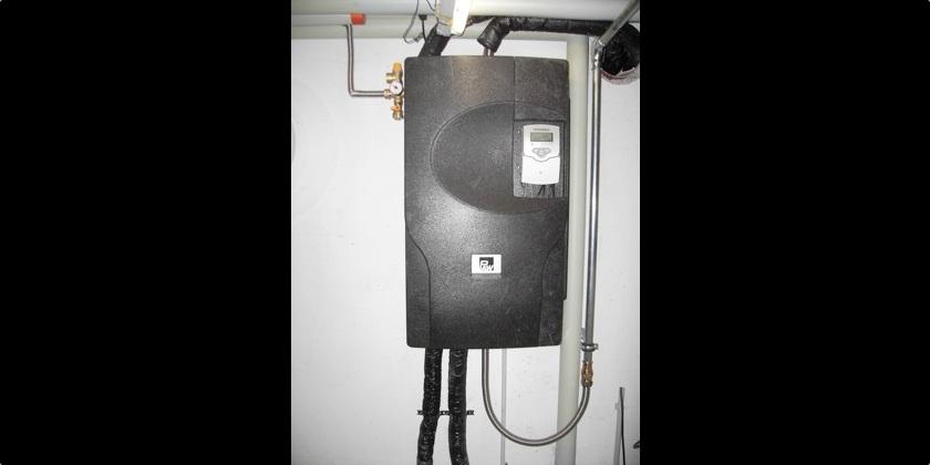 Pompe d'échange thermique